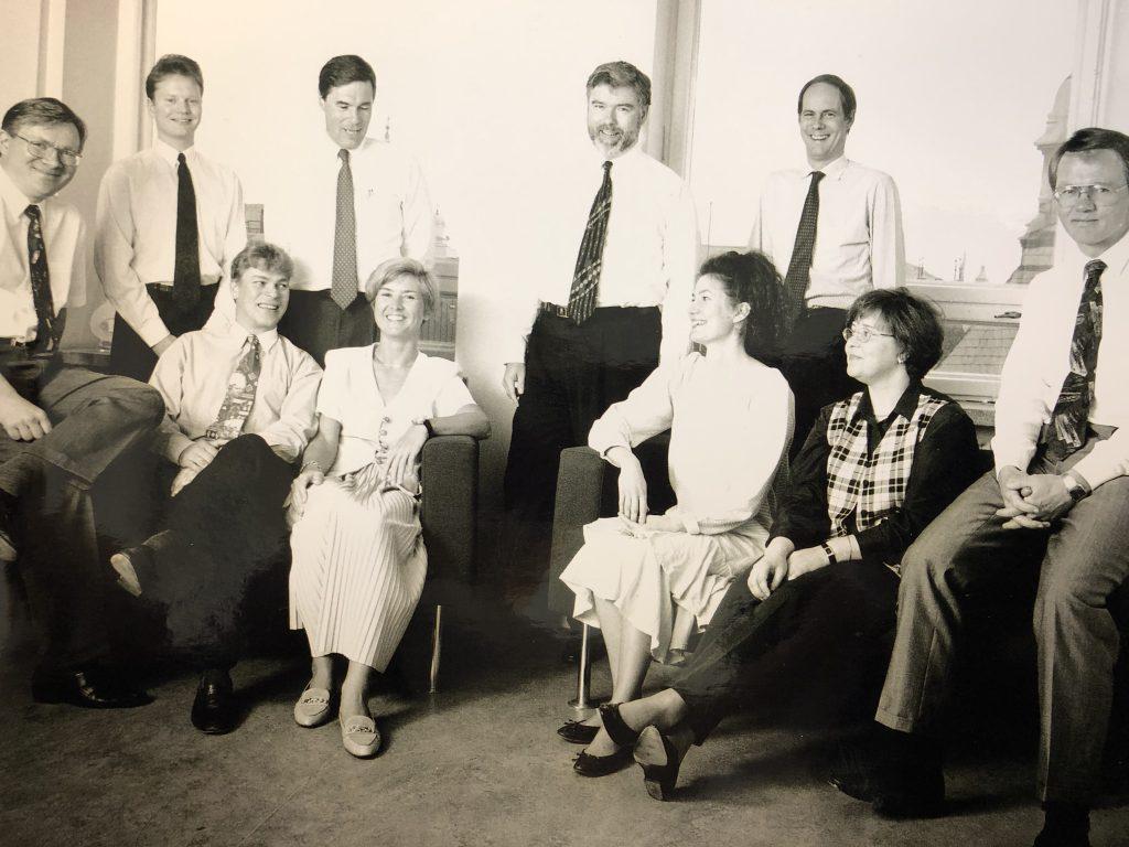 1989: Pohjoismainen pioneeri