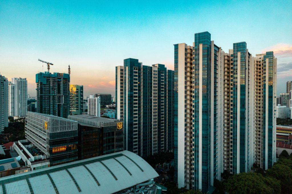 Active real estate market