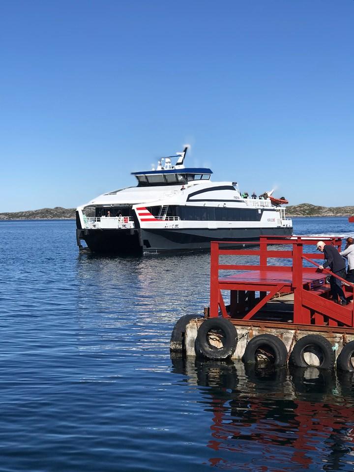 CapMan Infra kehittää Norjan lauttaliikenteen ympäristöjalanjälkeä
