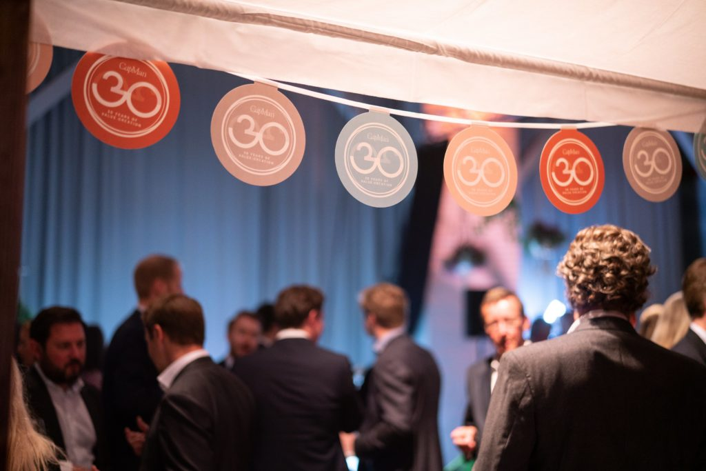 CapMan's Limited Partners' Day celebrates 30 years of sustainable value creation in the Nordics