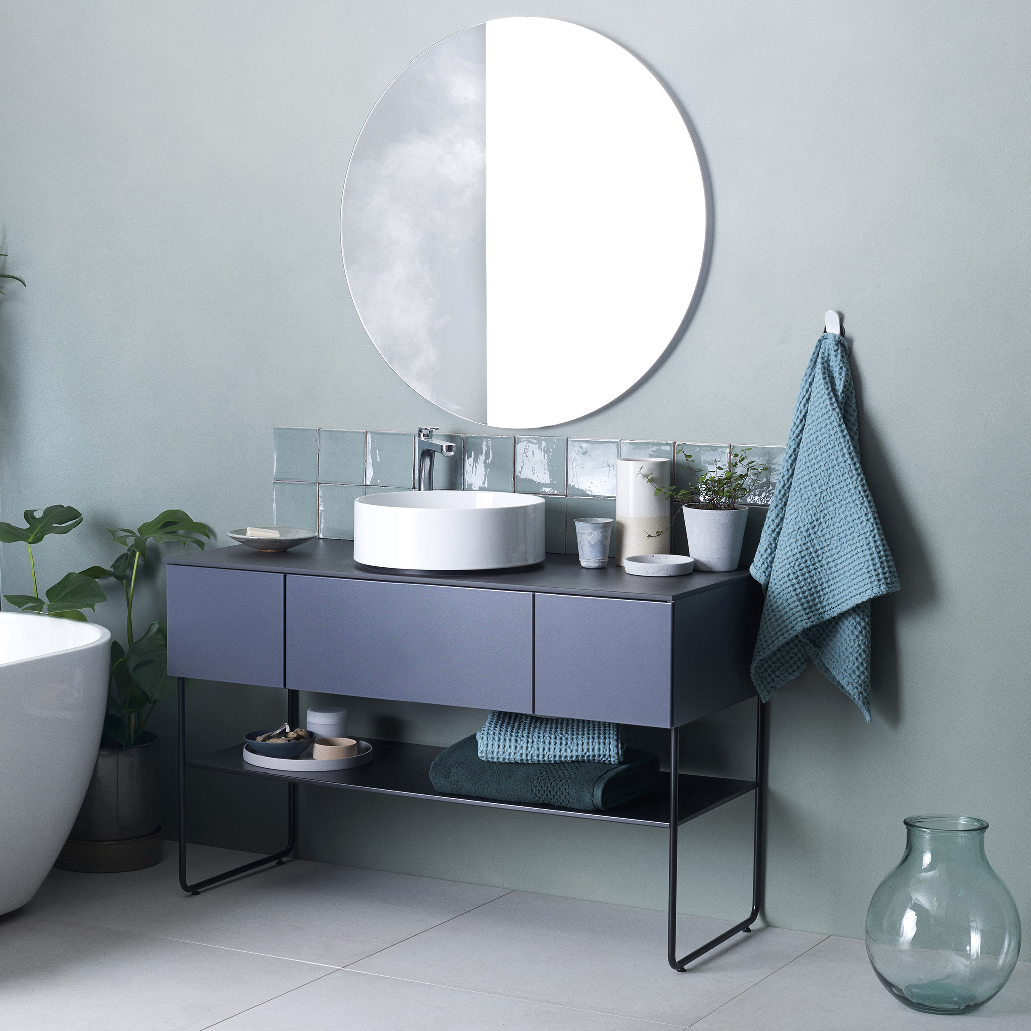 Delivering sustainability into Nordic bathrooms
