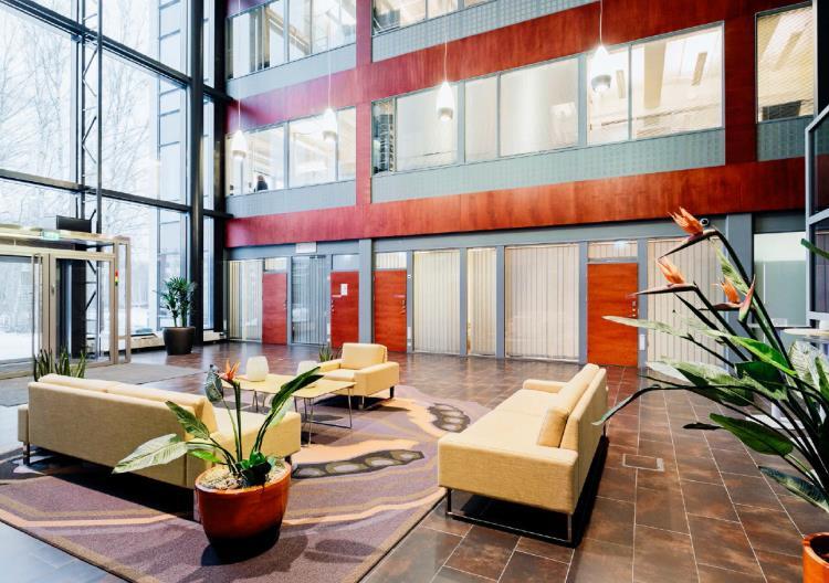 CapMan Real Estate sijoittaa BREEAM-sertifioituun toimistokiinteistöön Espoon Leppävaarassa