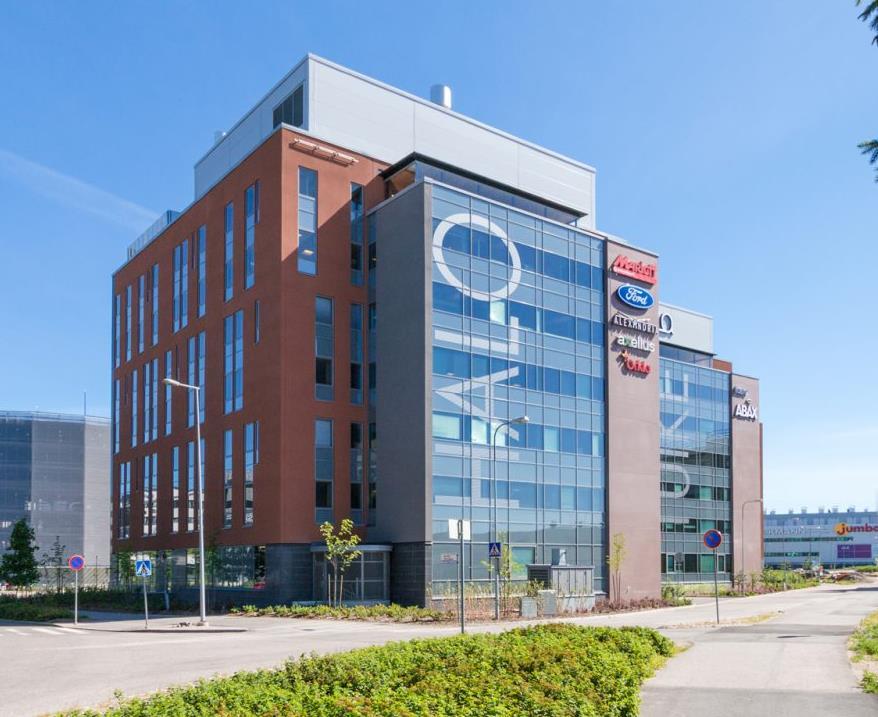 CapMan Nordic Property Income Fund -erikoissijoitusrahasto ostaa kolme modernia toimistokiinteistöä Helsingin pääkaupunkiseudulla