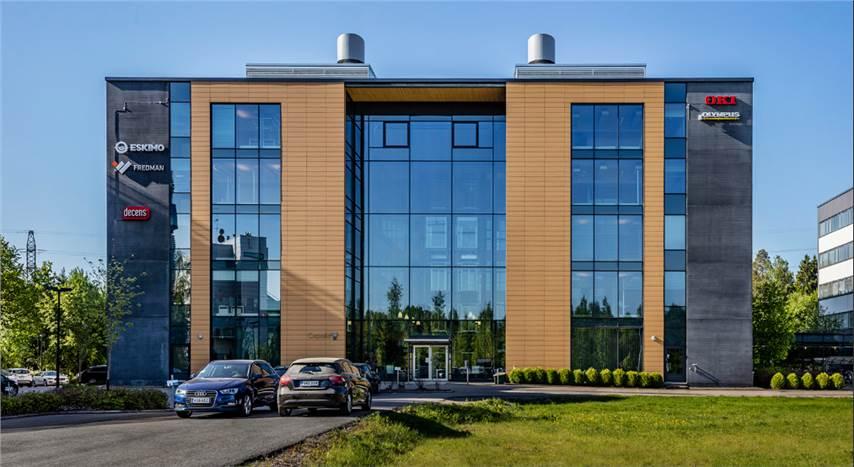 CapMan Real Estate sijoittaa toiseen Polaris Business Parkissa sijaitsevaan kiinteistöön Espoon Leppävaarassa