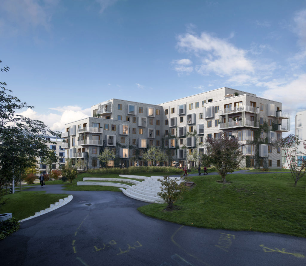 CapMan Real Estate in cooperation with Universal-Investment continues acquisitions for BVK by acquiring a property in Copenhagen from MT Højgaard