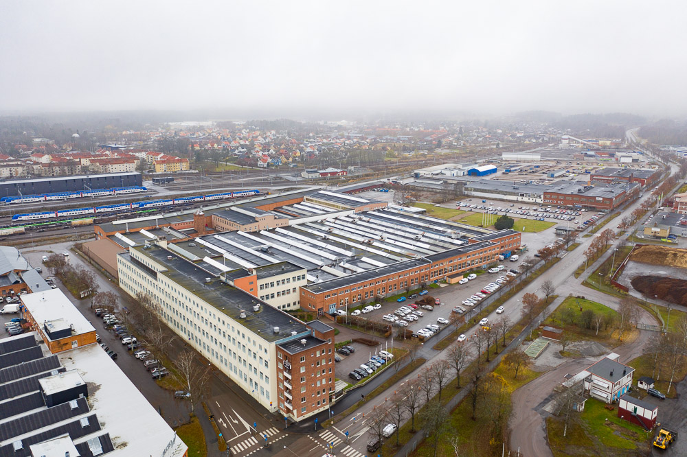 CapMan Nordic Real Estate II signs agreement with the Swedish Police to lease in excess of 30,000 sqm of space in Eskilstuna, Sweden