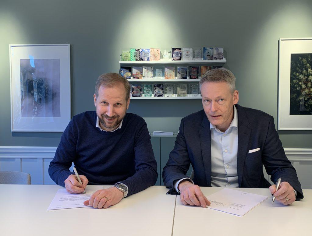 CapMan Buyout sijoittaa ruotsalaiseen PDSVISION-ohjelmistopalveluyritykseen