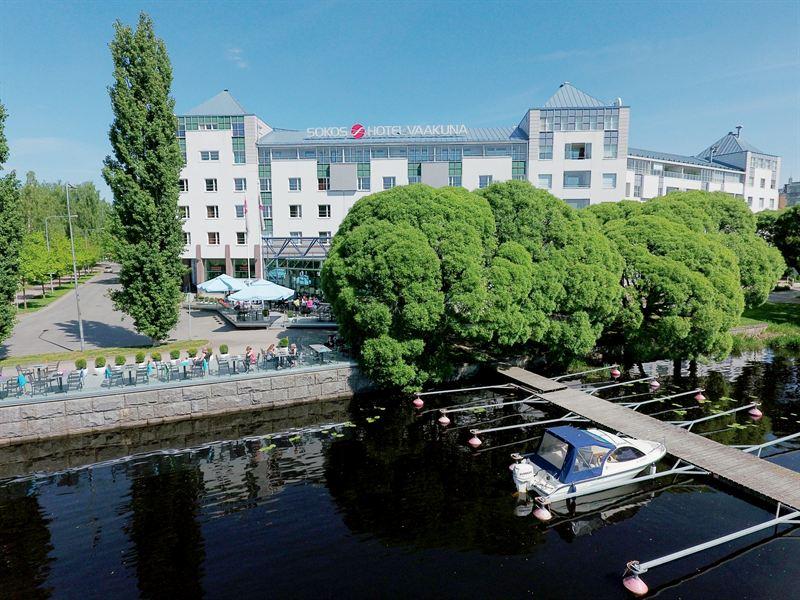 CapMan Real Estate myy Vaakuna-hotellin kiinteistön Hämeenlinnassa