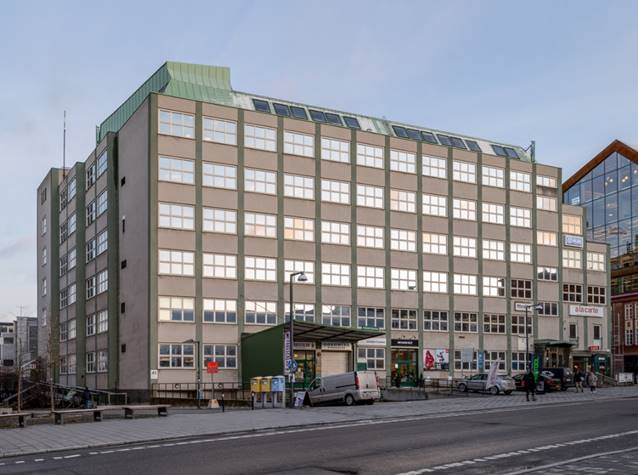 Office property in central Stockholm with significant value-add opportunities