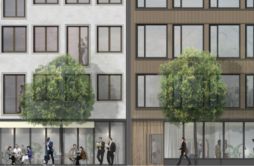 CapMan Real Estate and CASA joint venture invests in Frederiksberg