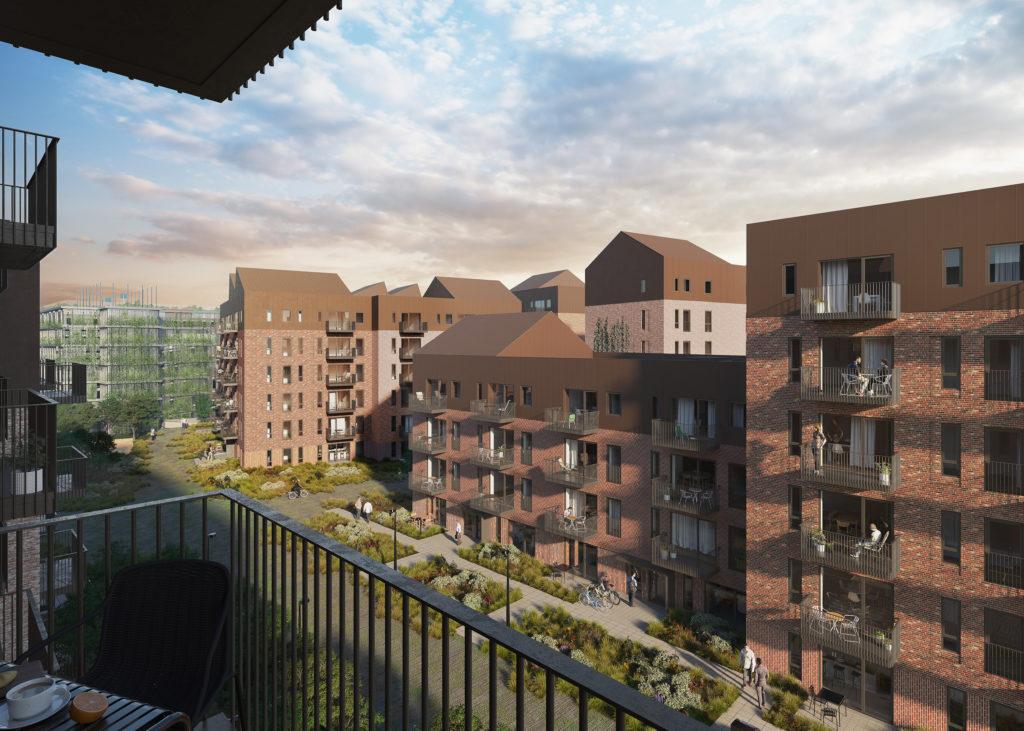 CapMan laajentaa BVK:n asuinkiinteistösalkkua Tanskassa