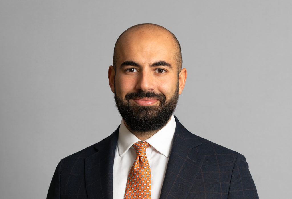 Ibrahim Makdessi appointed as new Investment Associate