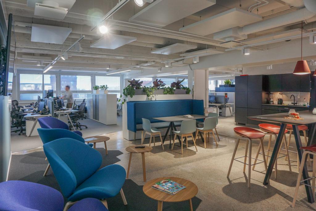 CapMan Real Estate myy Helsingin Sörnäisissä sijaitsevan toimistokiinteistön Castellumille
