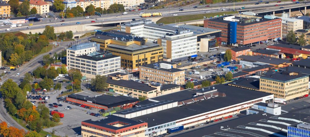 CapMan Real Estate acquires three office and mixed-use buildings in Stockholm
