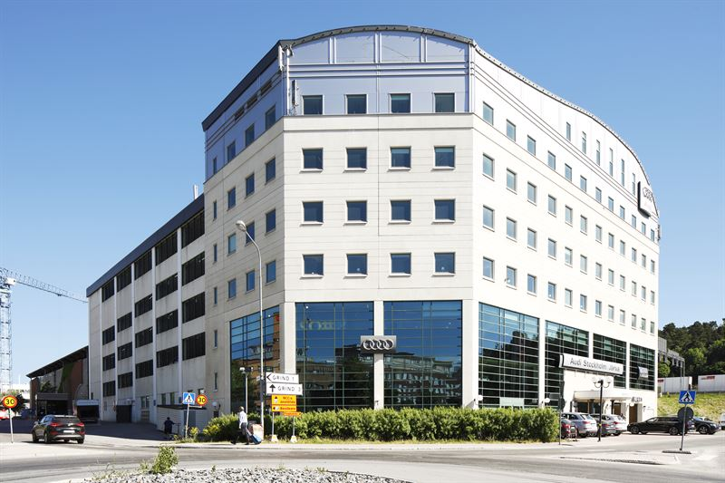 CapMan Real Estate acquires highly visible office building in northern Stockholm area in renovation and lease-up scheme