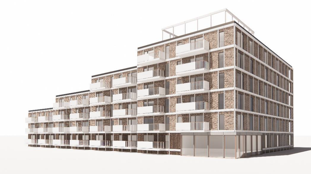 CapMan Real Estate and CASA joint venture invest in a residential development project in Rødovre