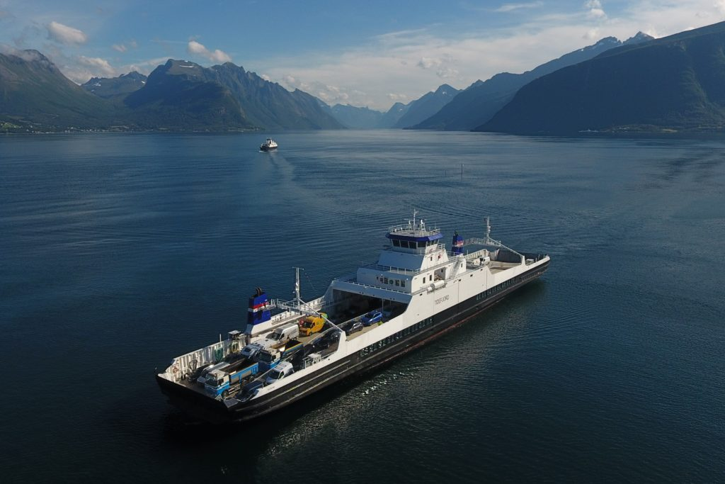 CapMan Infra portfolio company Norled wins an express boat contract with major CO2 reduction requirements